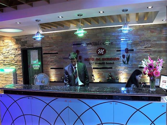 Budget Hotel near Airport (Hotel De Meridian Ltd)