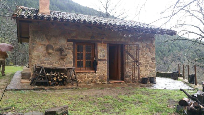 Cabaña Castañarejo