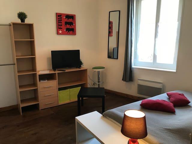 Studio meublé , proche Centrale EDF de Golfech