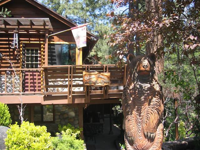 Cabina Serena - Idyllwild-Pine Cove - Stuga