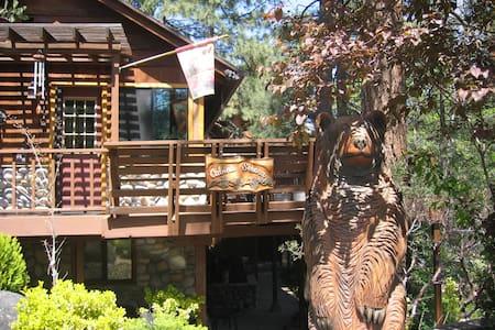 Cabina Serena - Idyllwild-Pine Cove - Cabane
