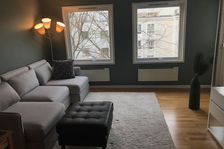 Cozy apartment near Aker Brygge, central Oslo