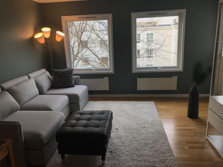 Cozy apartment near Aker Brygge, central Oslo