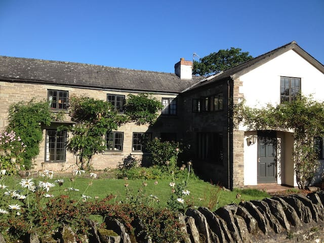 Tylau Cottage - Outdoors@Hay - Hay on Wye - Llanigon