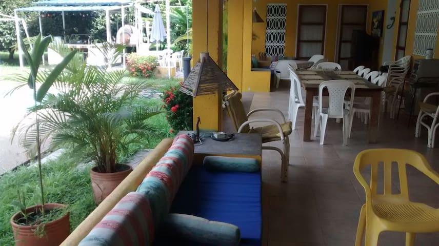 Confortable y espaciosa Casa Quinta en Mariquita - Mariquita - Villa
