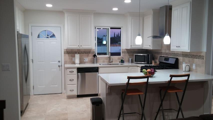 Newly Renovated Contemporary Home