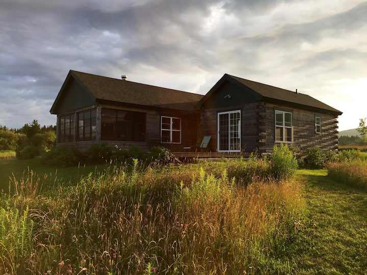 Cabin in Cape Breton, Nova Scotia