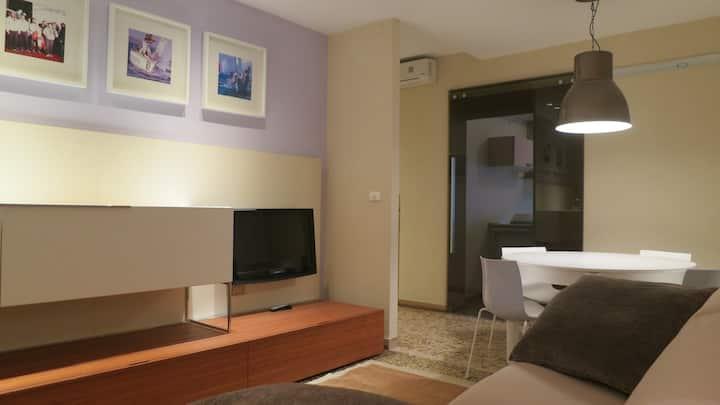 Intero Appartamento zona centrale a 50mt dal mare