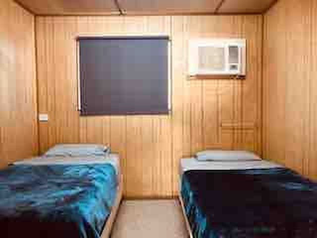 Airport House cabin 5