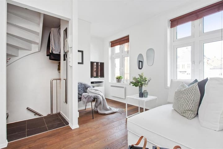 Family friendly apartment in central Bergen