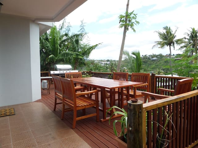 Fragipaani Apartment - lautoka - Appartement