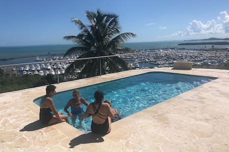 VISTAMAR- Stunning Caribbean views & private pool!