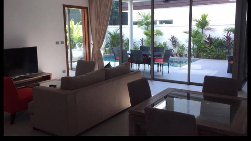 Villa 300m2 Vue Mer Piscine - Nice - Villa