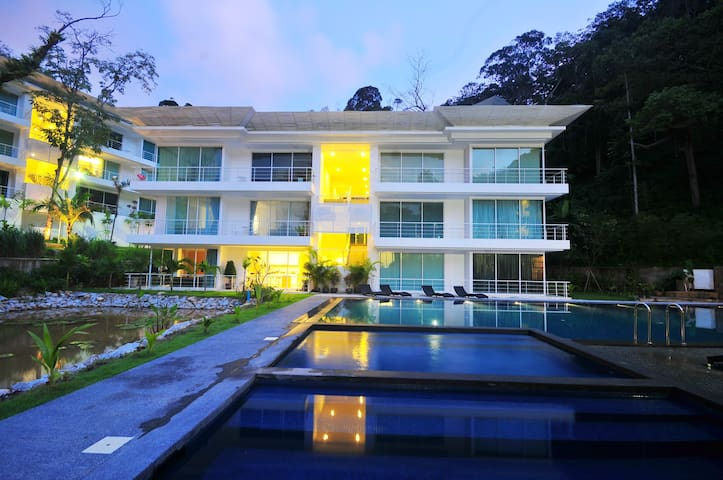The Nest 1 Bedroom Apartment Kamala Phuket