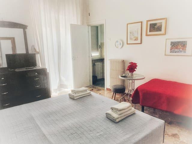 Matera City Center Room 4 - Private Ensuite