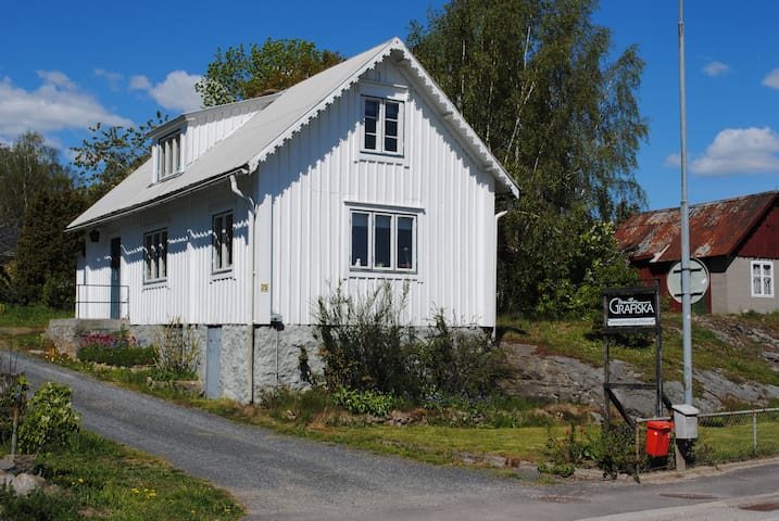 Cottage in Mörrum, Blekinge