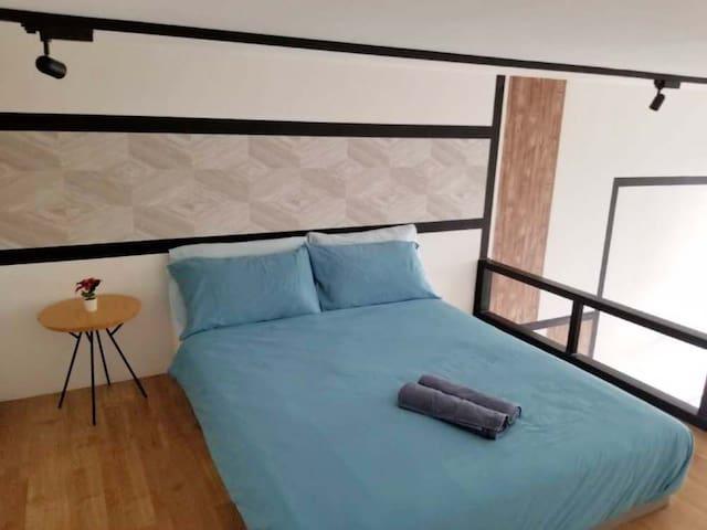 Simplified Loft Suites (EST) KL Sentral  高挑开阔空间