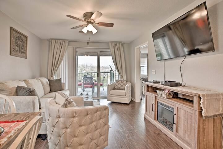 Your Branson getaway starts at this remodeled condo!