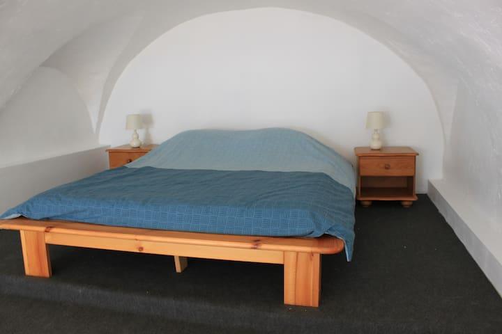mezzanine-chambre