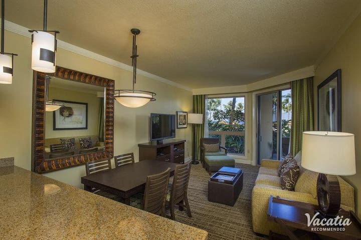 Westin Ka'anapali Ocean Resort One Bedroom Condo