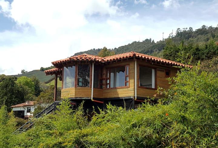 New cabin located in Rionegro and La Ceja