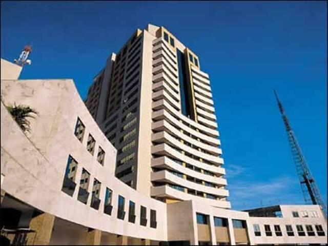FLAT no Complexo Brasil XXI - Melia Brasilia- 34m2