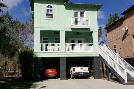 Relaxing Bed & Breakfast Retreat - Gulf Shores - Bed & Breakfast
