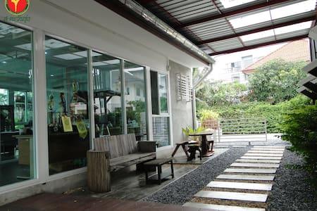 Sortawanrung Muaythai gym - Banguecoque