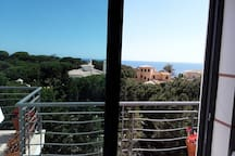 Views from our kitchen terraces