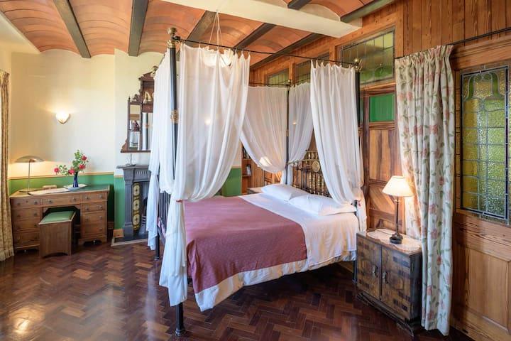 Bulerias Suite, Doppelzimmer mit eigenem Bad
