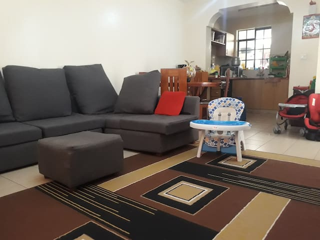 Nairobi Apartment Near JKIA