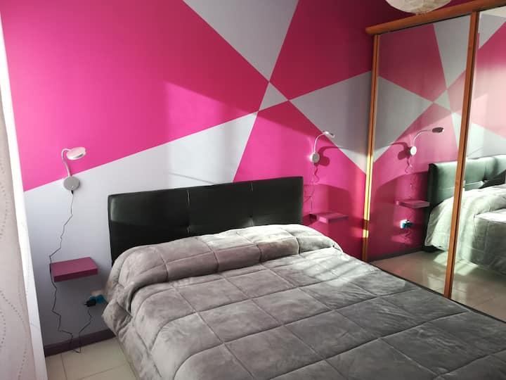 Appartement chaleureux Colmar centre et pet Venise
