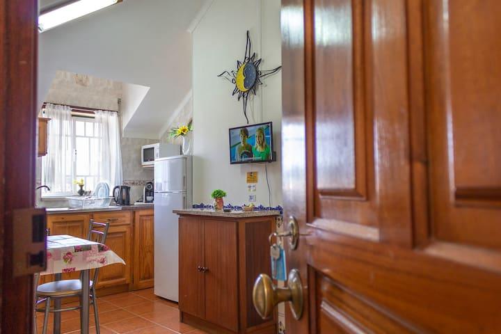 Spacious apartment in Nazaré - Bela's Home