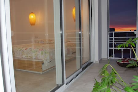 Blue Canary Room with private Parking & Balcony - Sevilla