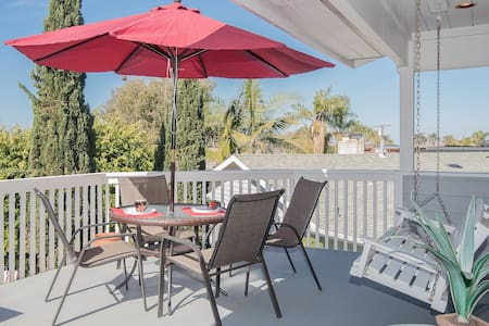 Private Guesthouse steps to Del Mar Beach! - Del Mar