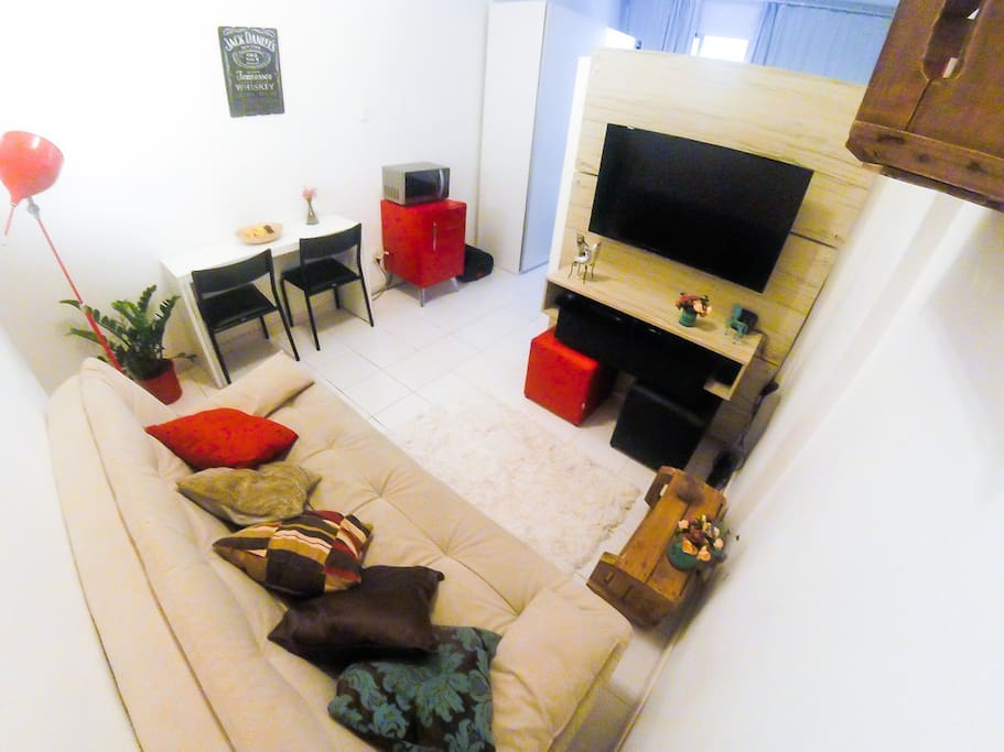 Modern, clean and comfortable apartment, Sala cosy
