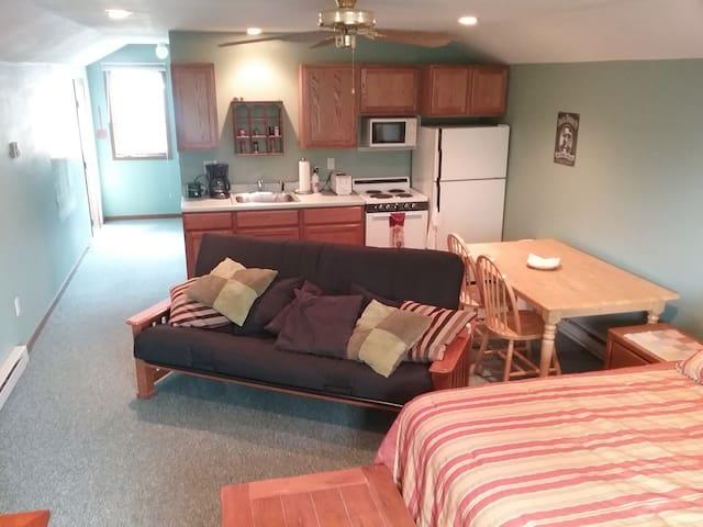 Joni's Apartment