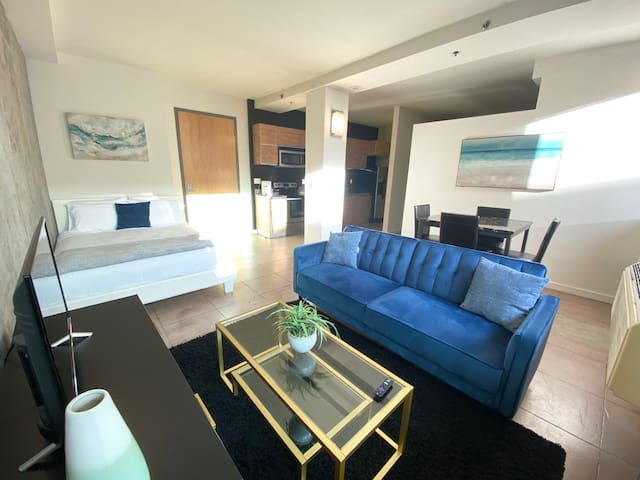 Modern 1 bedroom apartment (403 The Rosemary)
