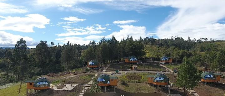 Glamping Aventura Park Villa De Leyva ·1