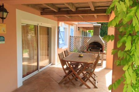 Gite de l'Anis 2 pers Provence Calme Piscine - Châteauvert - Apartamento