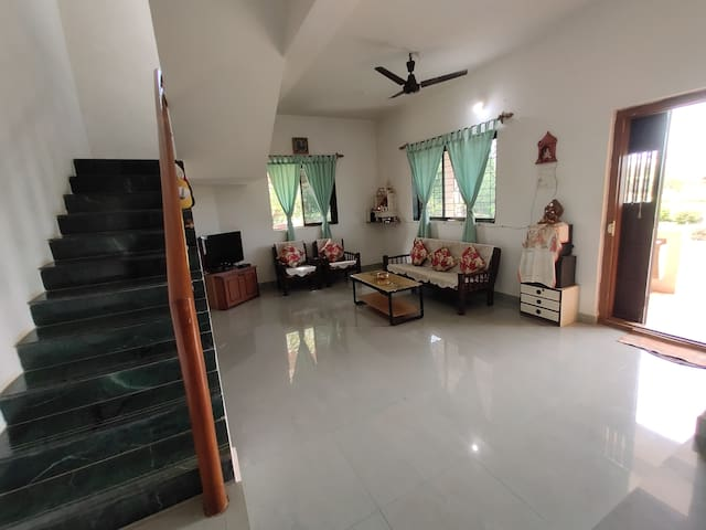 Shree Srushti Homestay- Standard King Room