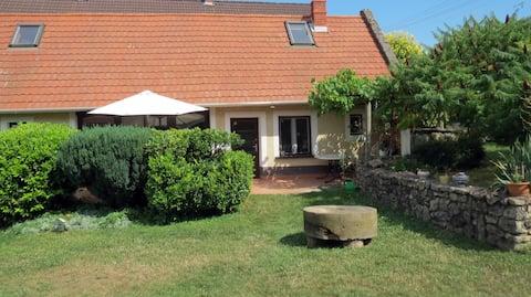 Falusi vendégház, Rural guesthouse Nagyvázsony