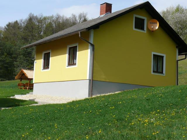 Ferienhaus Dreiländereck - Minihof-Liebau - Casa