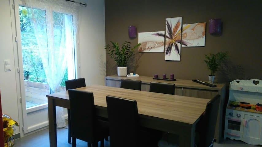 Chambre dans maison neuves - Noizay - Huis