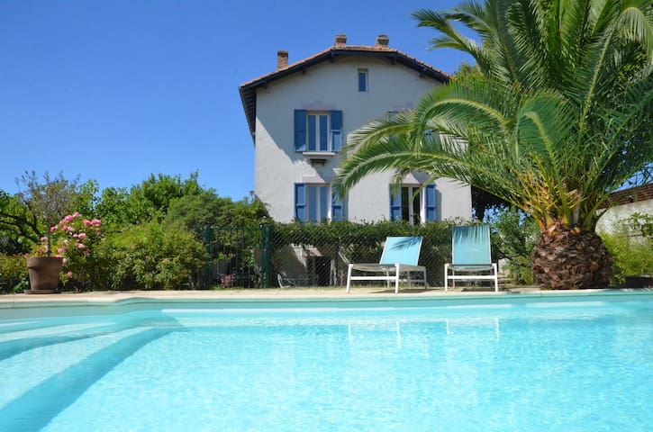 Family house + Garden and pool - Générac - Haus