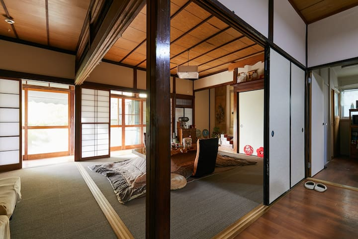 1F Traditional Japanese Living Room
