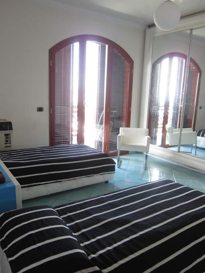cozy & panoramic rooms at Ercolano