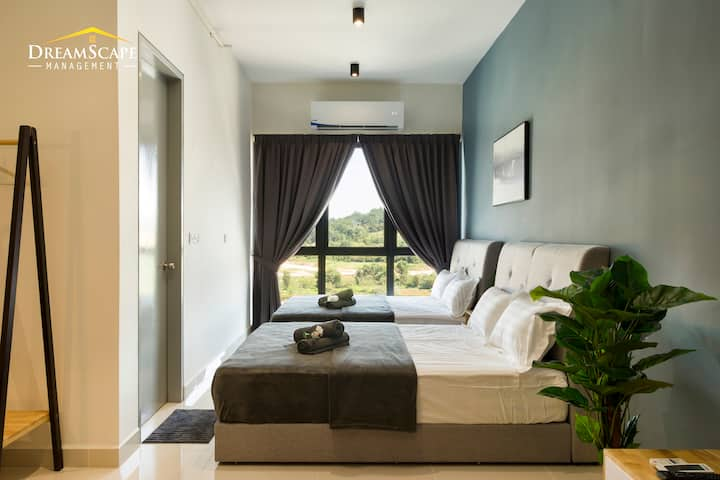 ✿【20% off】Brand New Condo at The Core Sepang