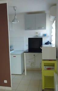 Chambre avec lit 2 places - Appartement