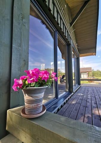 Green Valley vacation homes Roja, Latvia